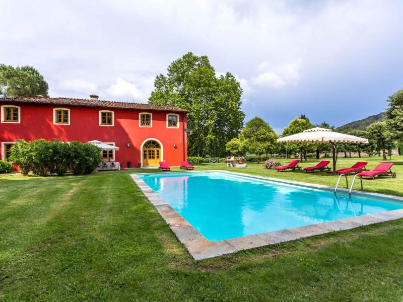 villa sarto villa in italien toskana mieten sonnigetoskana. Black Bedroom Furniture Sets. Home Design Ideas